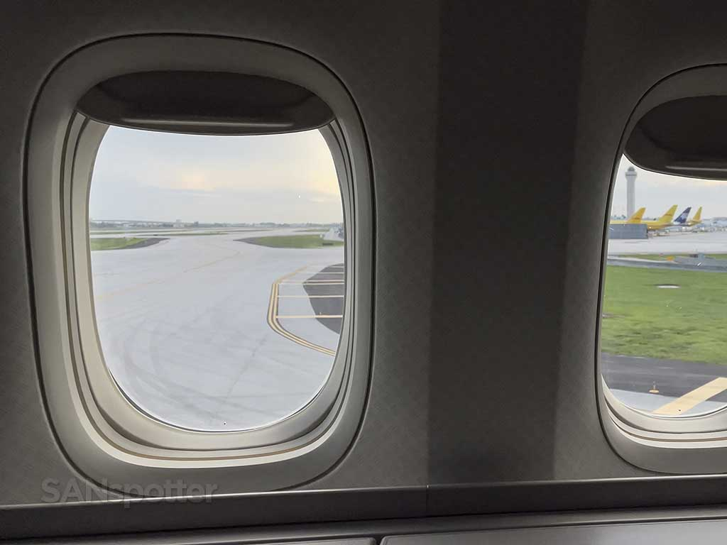 Arrival at Miami airport