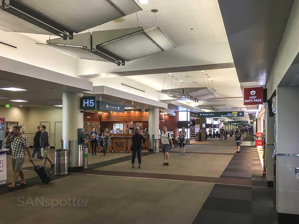 Terminal 2 MSP Airport