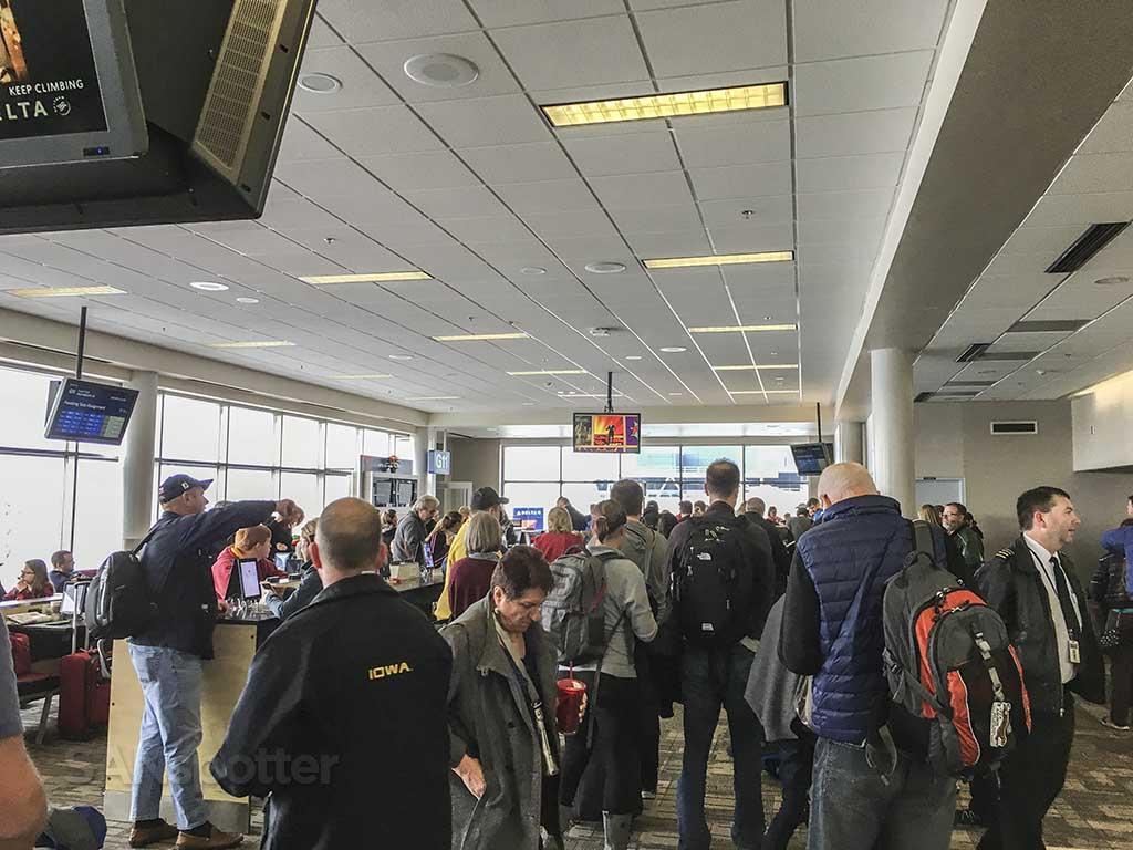 Gate G11 MSP terminal 1