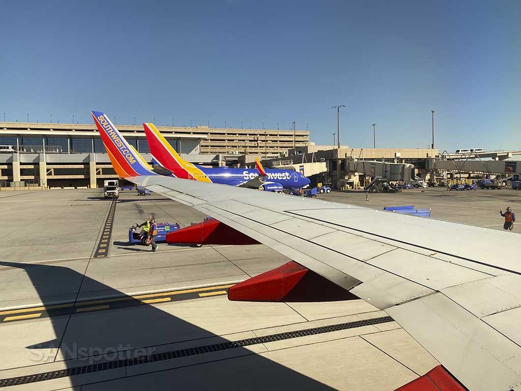 Southwest Airlines Phoenix airport