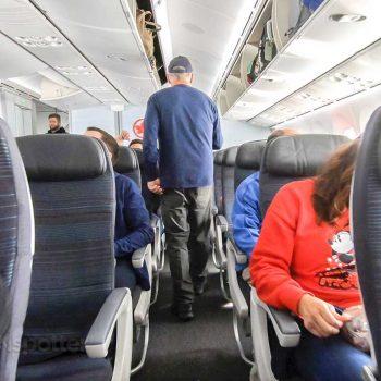 WestJet vs Air Canada
