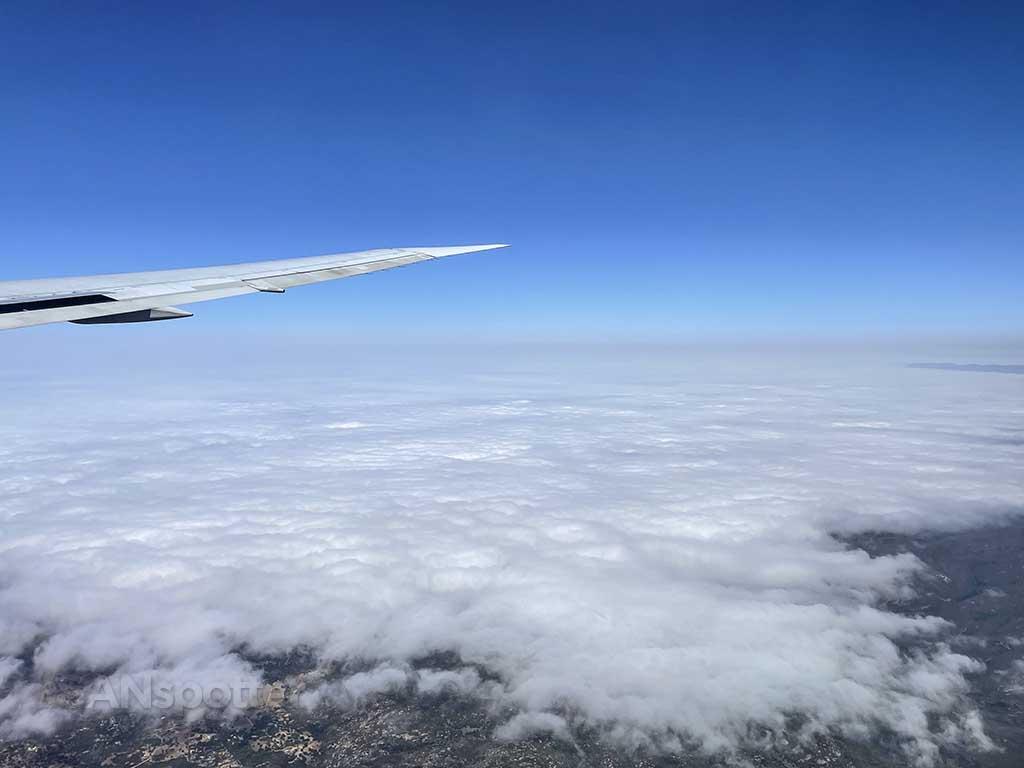 Overcast el centro california