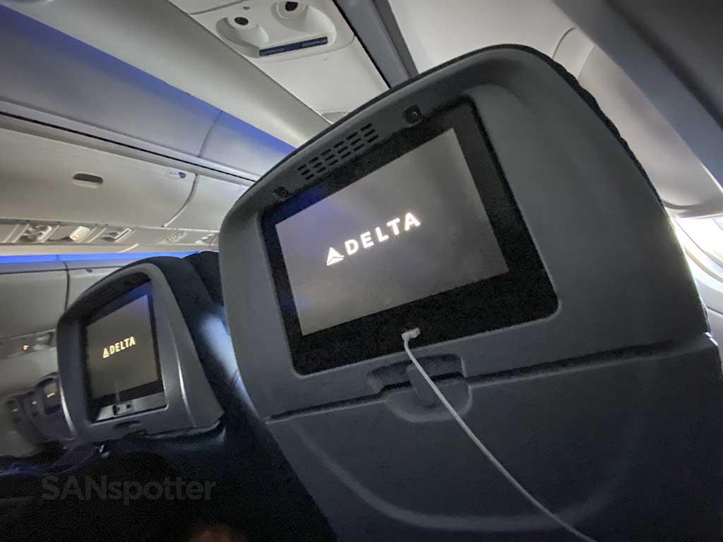 Delta studio system reset 767-400
