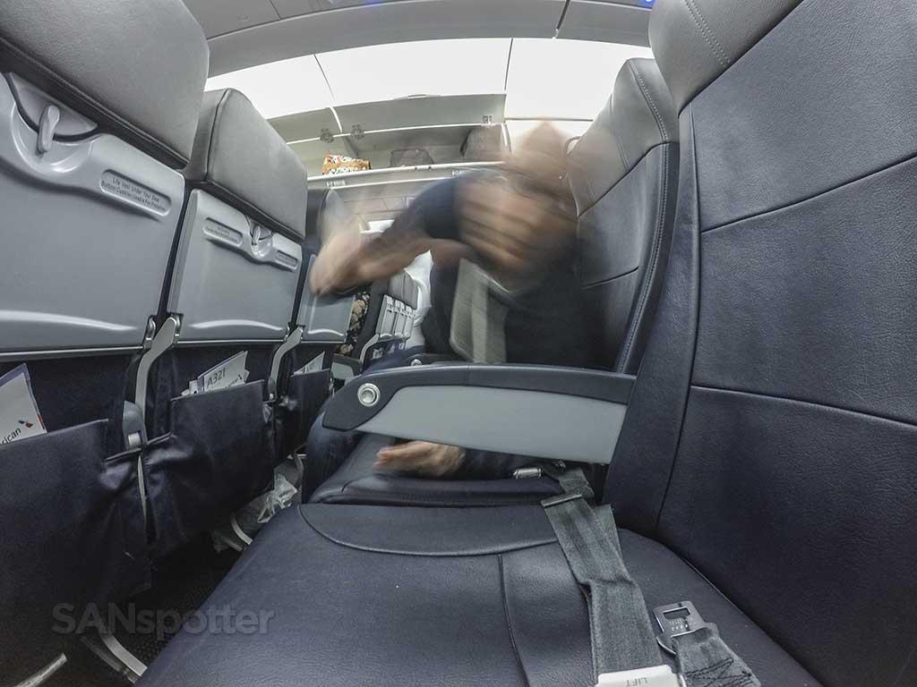 SANspotter taking pics on planes
