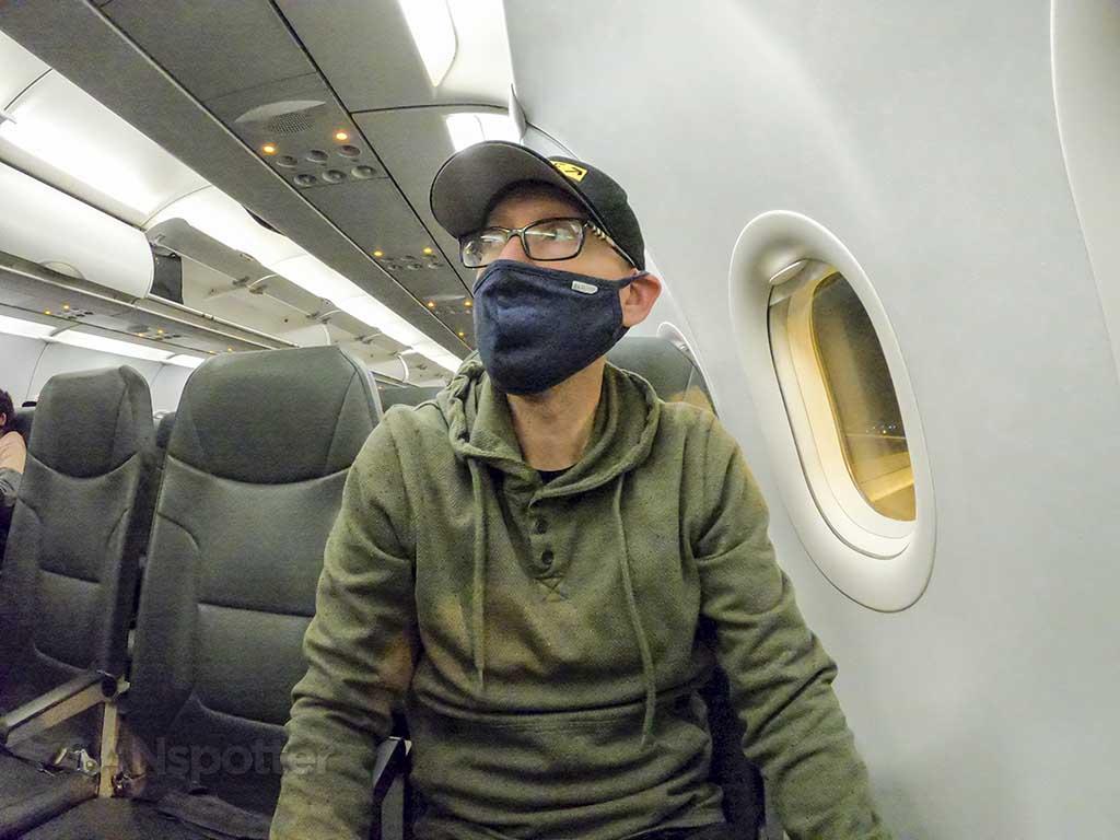 SANspotter identifying air marshals