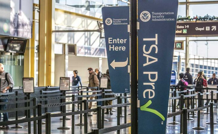 What does the TSA do with confiscated items