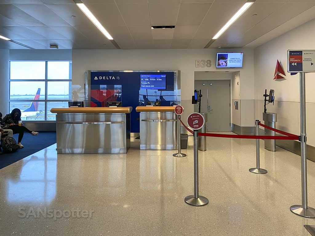 Gate B38 jfk airport
