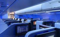 Jetblue mint suites cabin