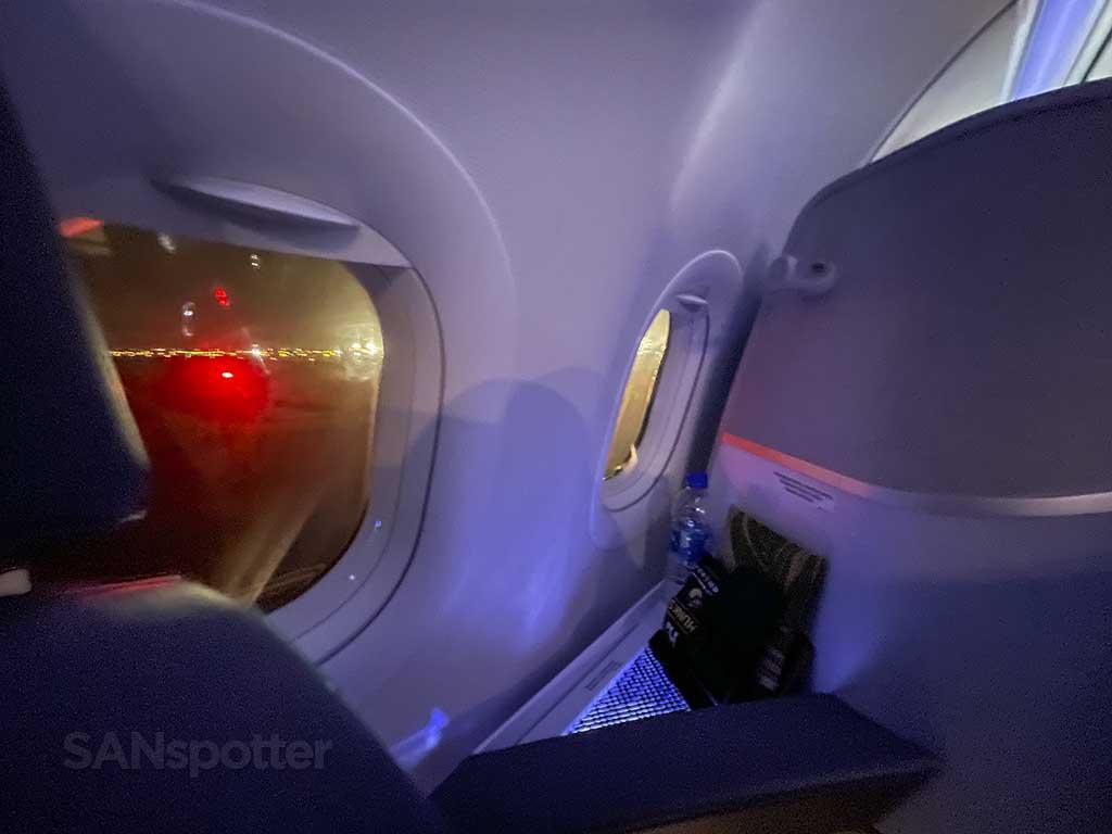 Jetblue mint landing at JFK