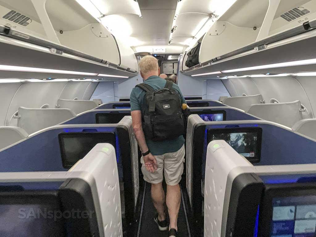 Jetblue mint suites interior