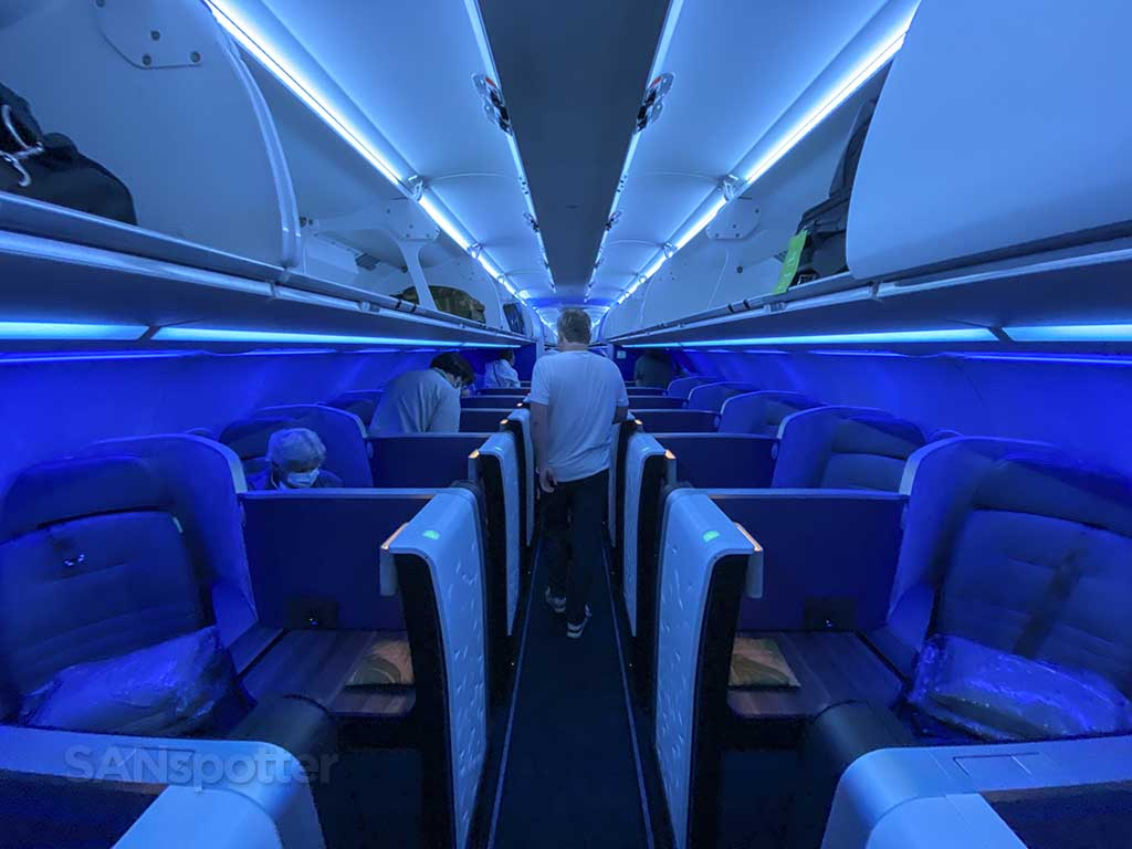 JetBlue Mint Suites first impression